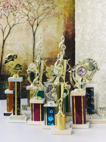 3 our trophies